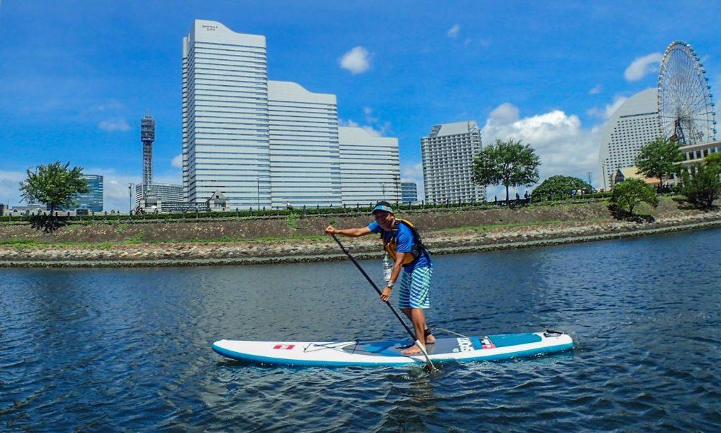 red paddleのsportを初体験