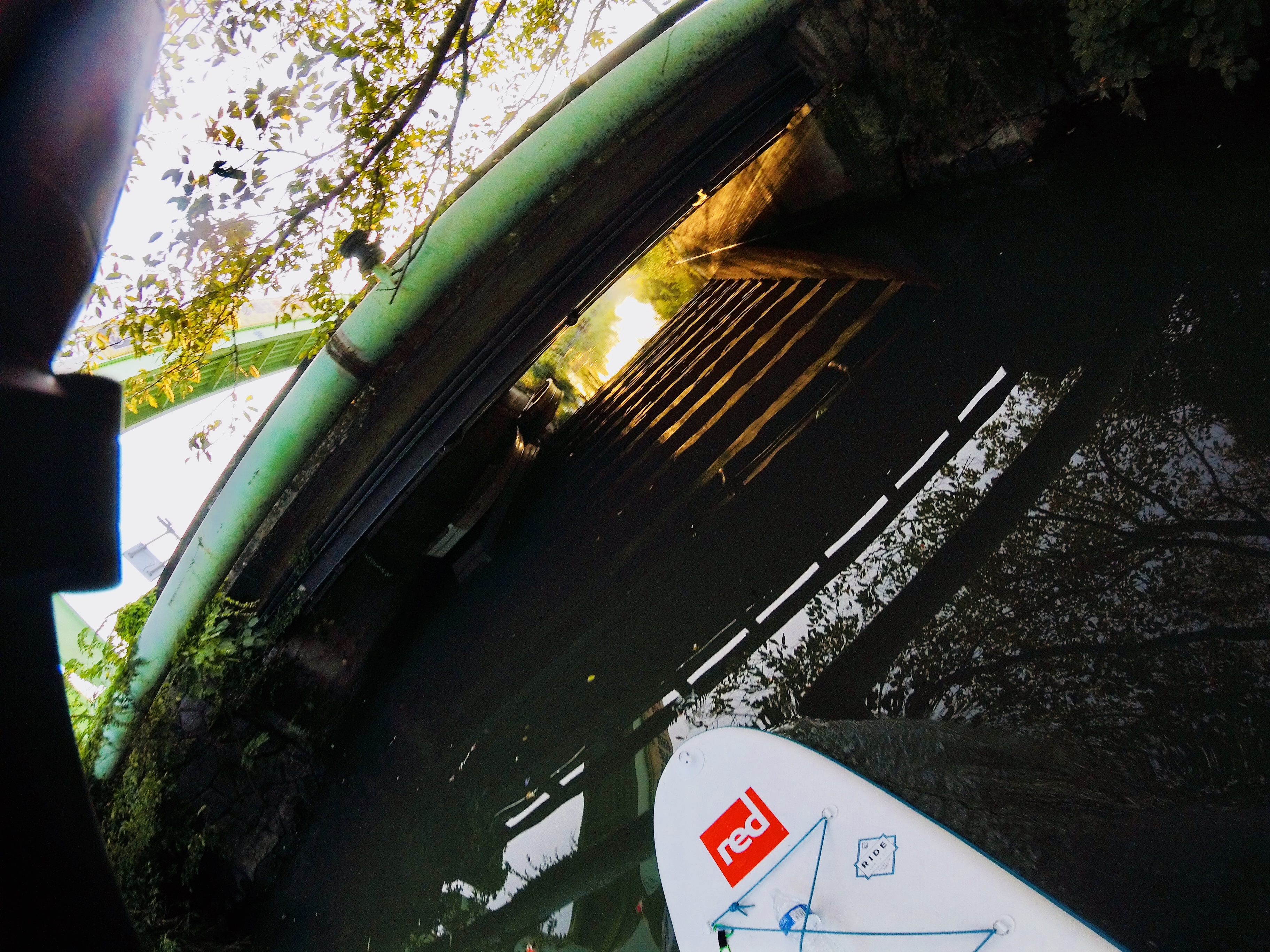 車中泊で九州1ヶ月SUPツアー 柳川