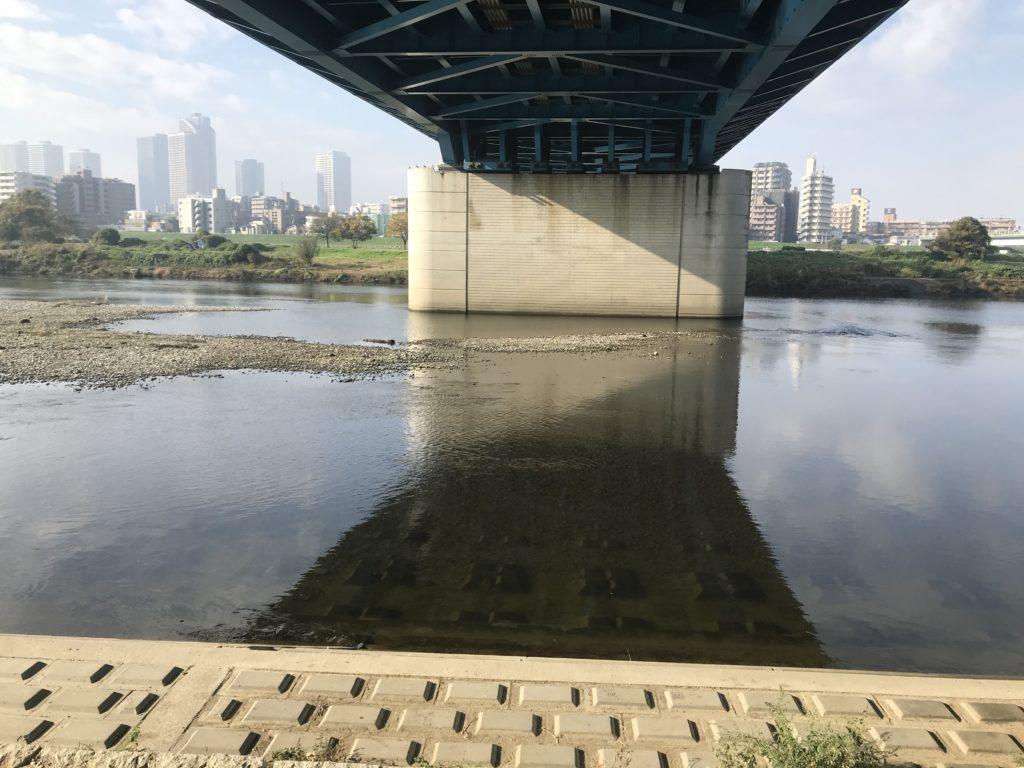 東急東横線高架下