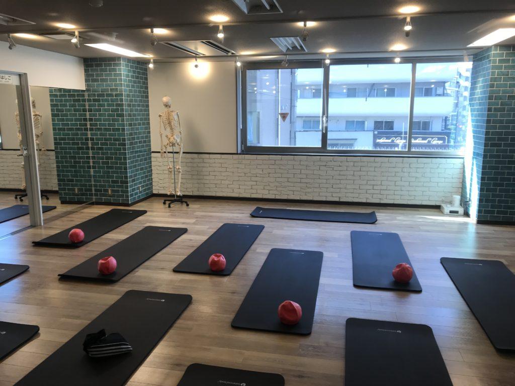zen place by basiピラティス麻布十番店