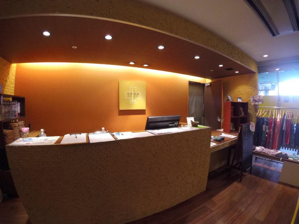 ゼンプレイス(旧ヨガプラス)三軒茶屋店の雰囲気