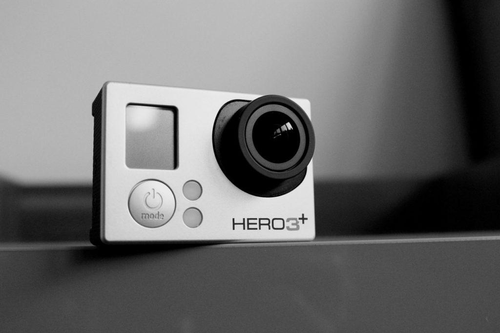 GoProのイメージ