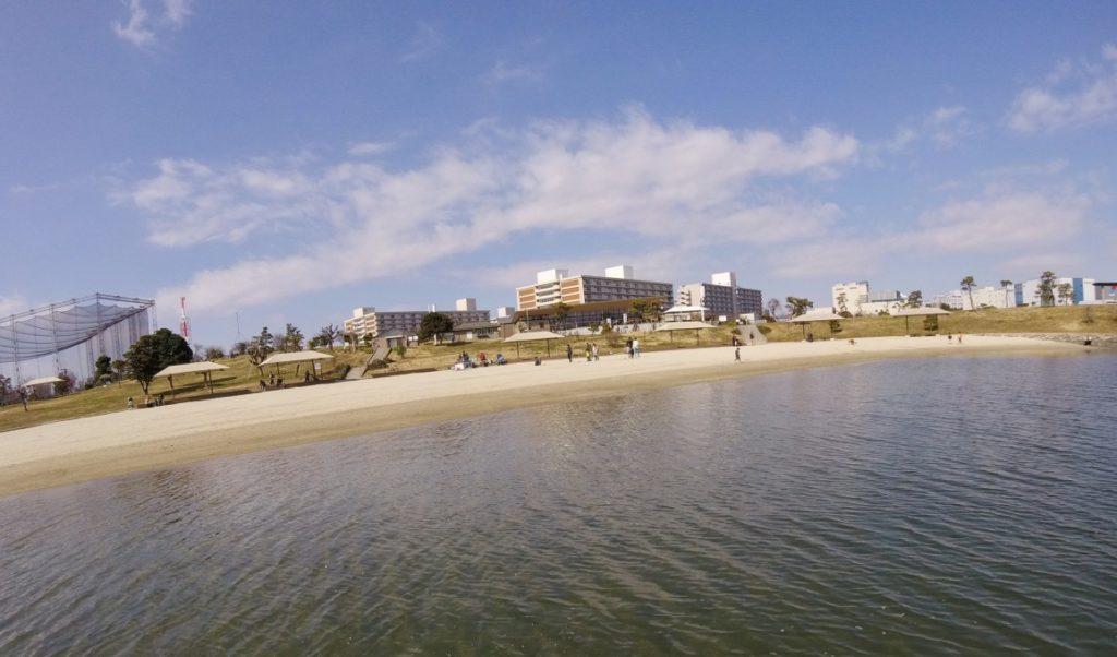 大森ふるさとの浜辺公園(ふるはま)