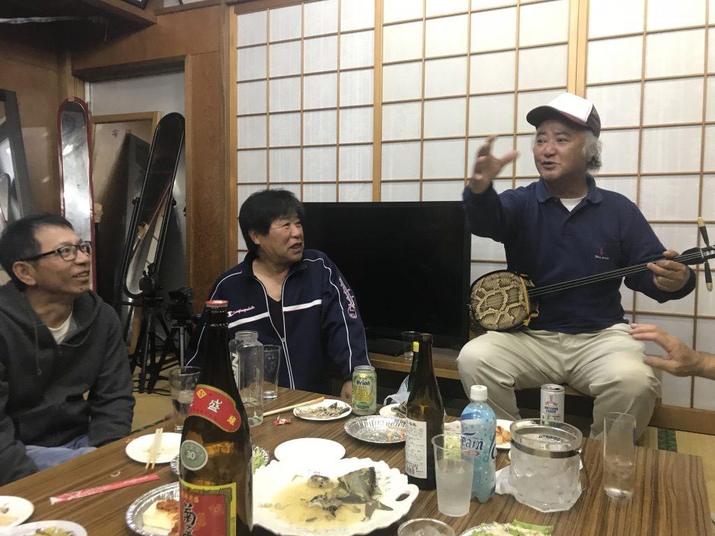 沖縄ふるさとワーキングホリデーの様子