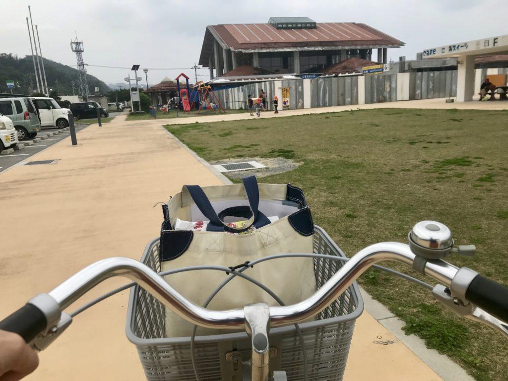 ゆいゆい国頭で自転車をレンタル