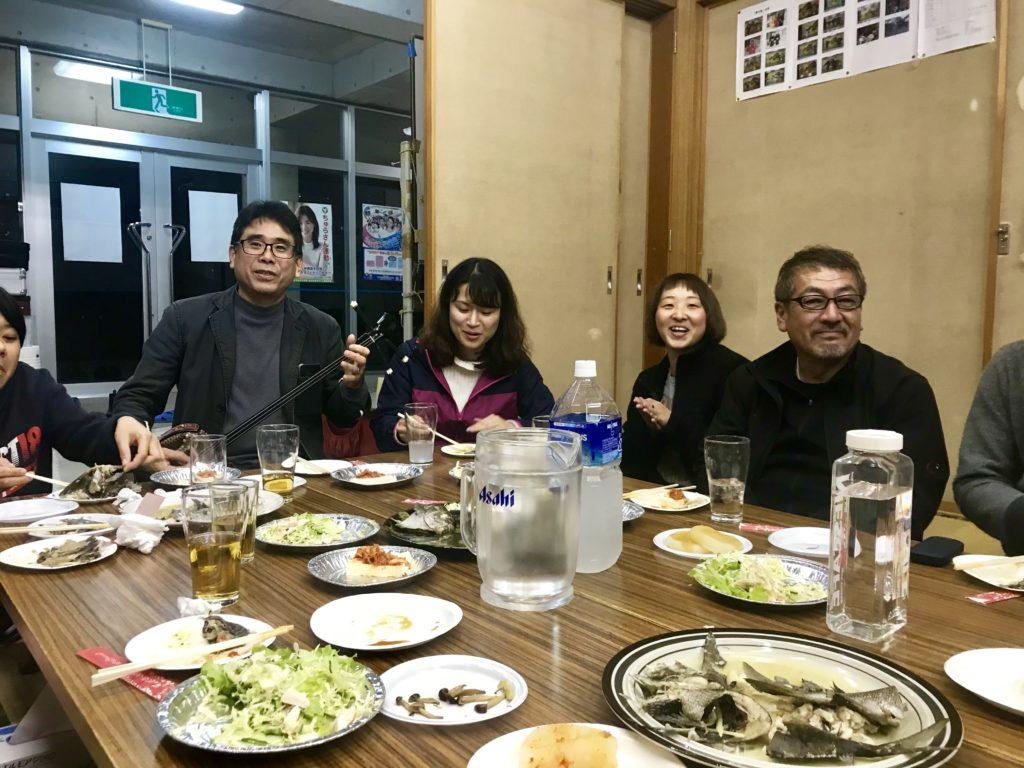 沖縄の宴会