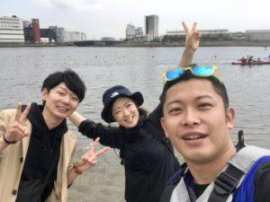 東京カヌーフェスティバル