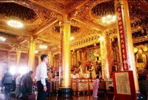 台湾のお寺