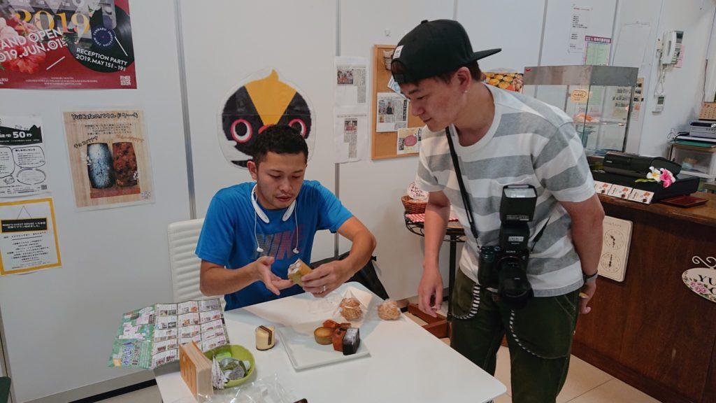 2日目にして東京からお客さん!〜WordCampで出会ったササガワさんを連れて国頭をガイド?してきました〜