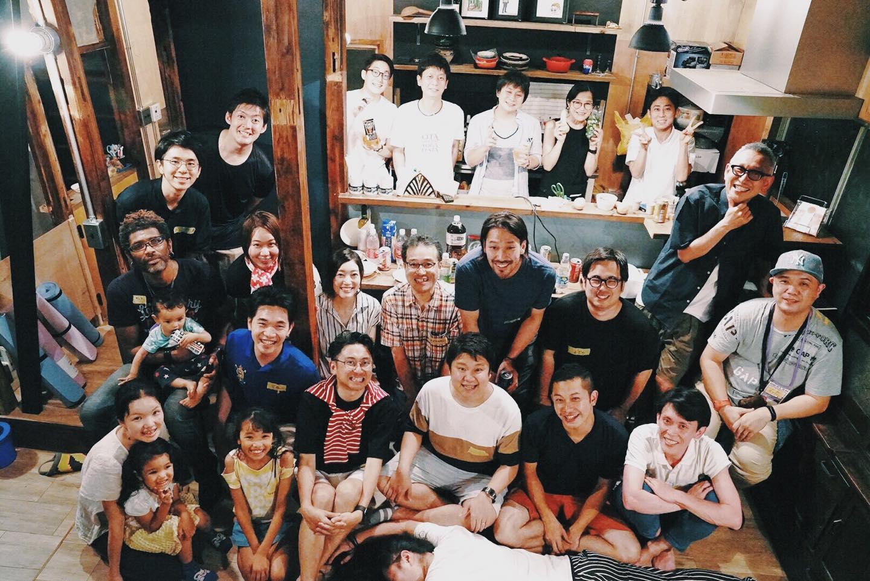 大田区Meetup@YOICHIの様子。