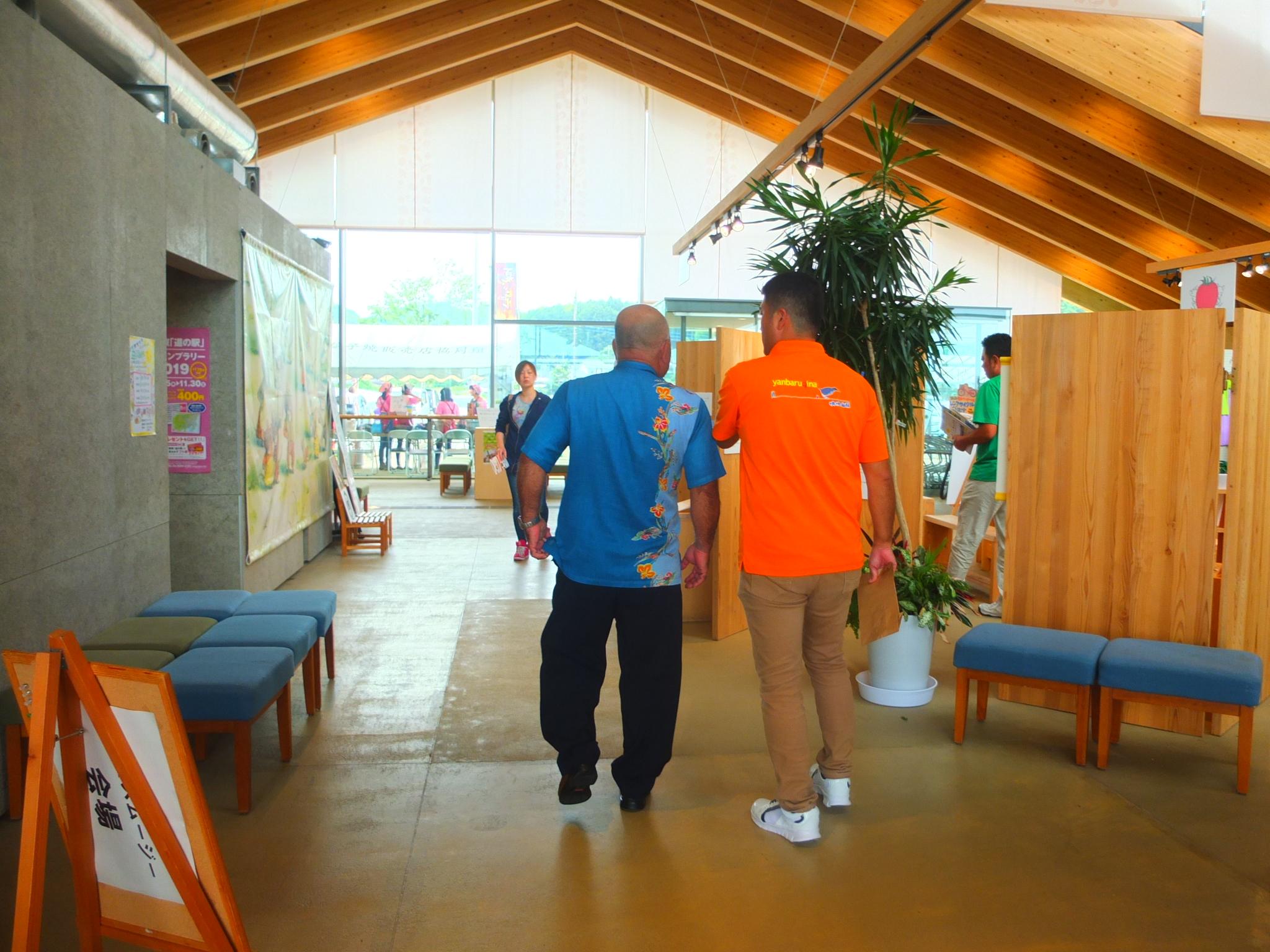【道の駅ましこを視察出張2日目】ドライフルーツを作っているアンさんを訪問した後、利根川花火大会を見てきました!