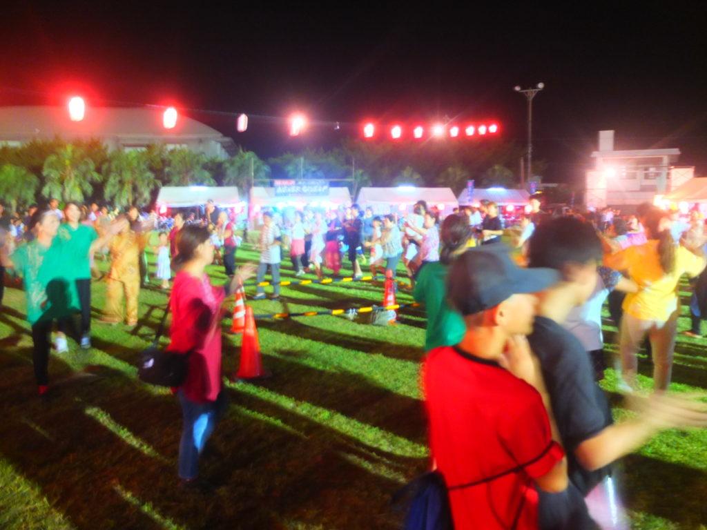 飲んで踊って大熱狂の国頭村祭り!
