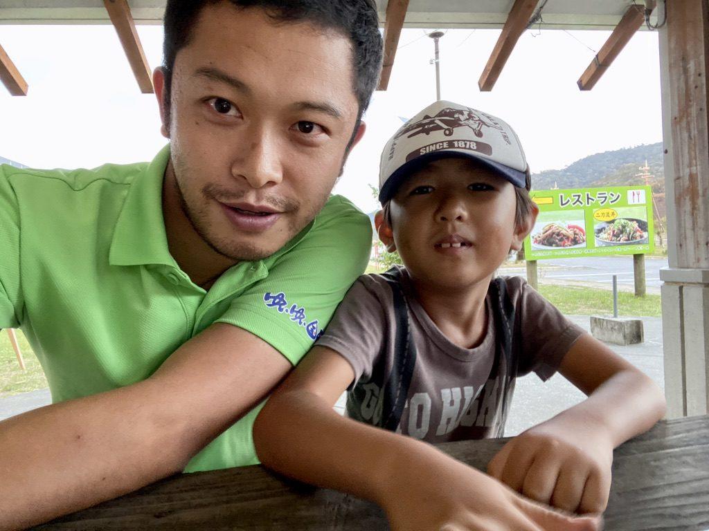 ゆいゆい国頭に遊びに来る子どもたちとiPhone11で変顔写真撮りまくっただけの話