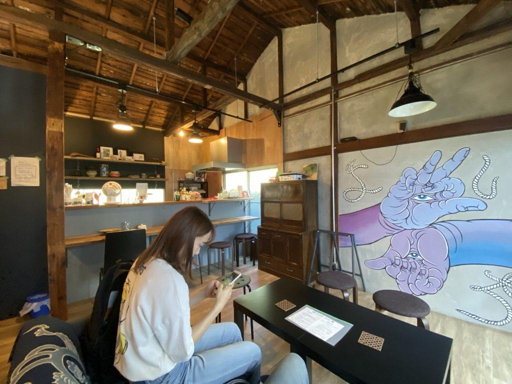 羽田のキッチン付きレンタルスペースYOICHIのカフェランチ営業