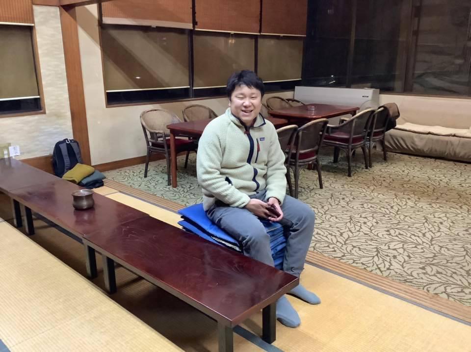 大田区Meetup Vol.13 @久松温泉 開催レポート 田辺茂太くん